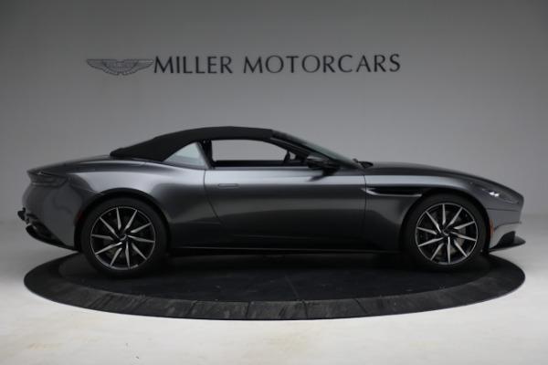 New 2021 Aston Martin DB11 Volante for sale $260,286 at Alfa Romeo of Westport in Westport CT 06880 27