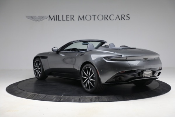 New 2021 Aston Martin DB11 Volante for sale $260,286 at Alfa Romeo of Westport in Westport CT 06880 6