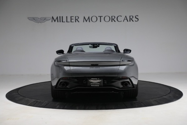 New 2021 Aston Martin DB11 Volante for sale $260,286 at Alfa Romeo of Westport in Westport CT 06880 7