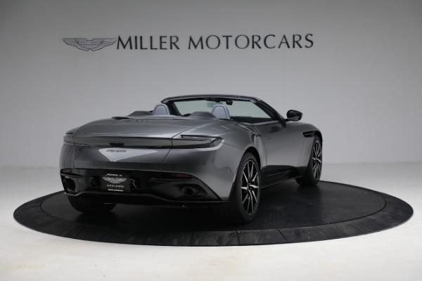 New 2021 Aston Martin DB11 Volante for sale $260,286 at Alfa Romeo of Westport in Westport CT 06880 8