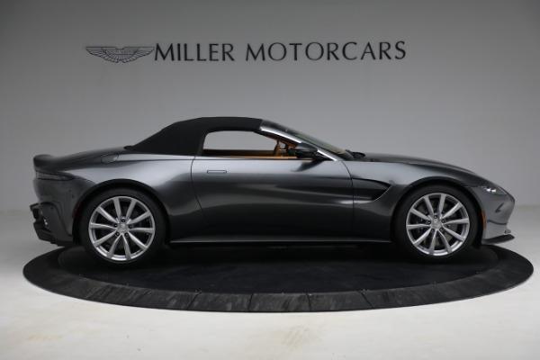 New 2021 Aston Martin Vantage Roadster for sale $174,586 at Alfa Romeo of Westport in Westport CT 06880 20