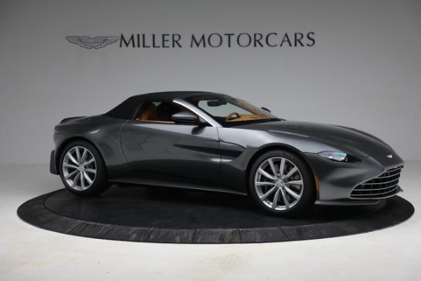 New 2021 Aston Martin Vantage Roadster for sale $174,586 at Alfa Romeo of Westport in Westport CT 06880 21