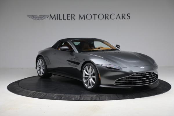 New 2021 Aston Martin Vantage Roadster for sale $174,586 at Alfa Romeo of Westport in Westport CT 06880 22