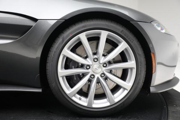 New 2021 Aston Martin Vantage Roadster for sale $174,586 at Alfa Romeo of Westport in Westport CT 06880 24