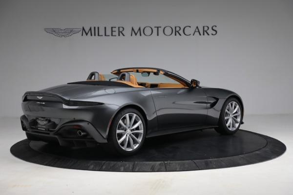 New 2021 Aston Martin Vantage Roadster for sale $174,586 at Alfa Romeo of Westport in Westport CT 06880 7