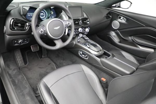 New 2021 Aston Martin Vantage Roadster for sale $180,286 at Alfa Romeo of Westport in Westport CT 06880 13