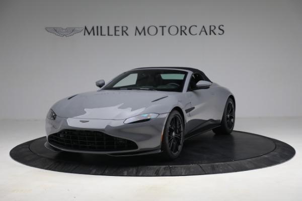New 2021 Aston Martin Vantage Roadster for sale $180,286 at Alfa Romeo of Westport in Westport CT 06880 21