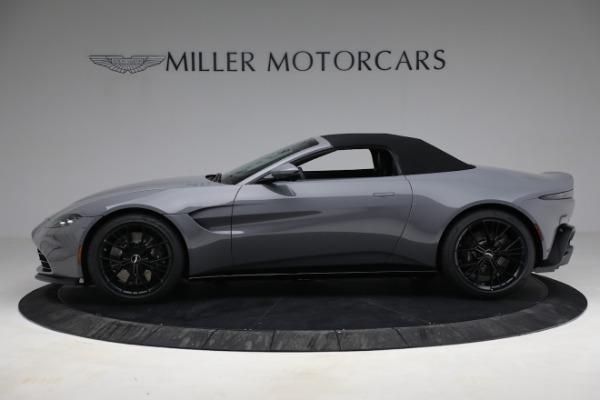 New 2021 Aston Martin Vantage Roadster for sale $180,286 at Alfa Romeo of Westport in Westport CT 06880 22