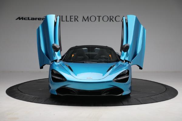 Used 2020 McLaren 720S Spider for sale $334,900 at Alfa Romeo of Westport in Westport CT 06880 12