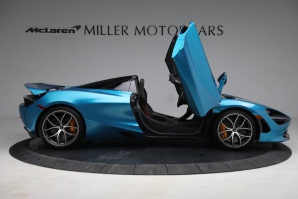 Used 2020 McLaren 720S Spider for sale $334,900 at Alfa Romeo of Westport in Westport CT 06880 18