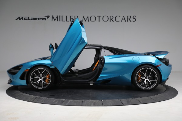 Used 2020 McLaren 720S Spider for sale $334,900 at Alfa Romeo of Westport in Westport CT 06880 23