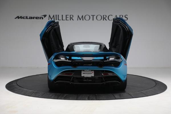 Used 2020 McLaren 720S Spider for sale $334,900 at Alfa Romeo of Westport in Westport CT 06880 25