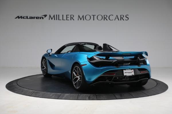 Used 2020 McLaren 720S Spider for sale $334,900 at Alfa Romeo of Westport in Westport CT 06880 4