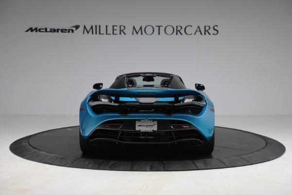 Used 2020 McLaren 720S Spider for sale $334,900 at Alfa Romeo of Westport in Westport CT 06880 5