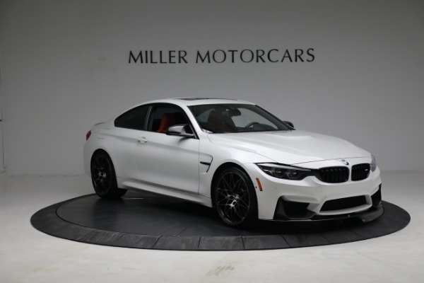 Used 2019 BMW M4 Competition for sale Call for price at Alfa Romeo of Westport in Westport CT 06880 10