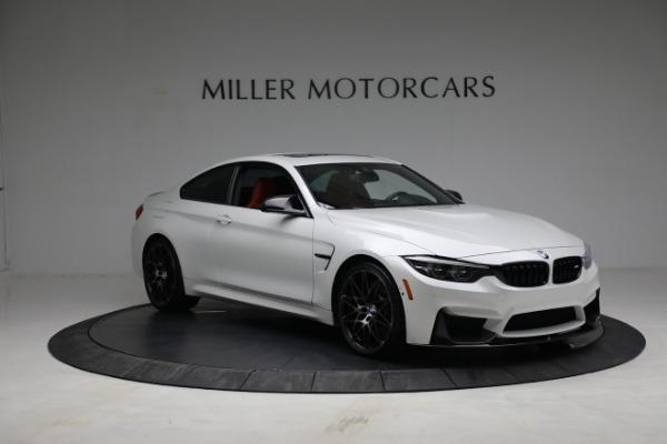 Used 2019 BMW M4 for sale $71,900 at Alfa Romeo of Westport in Westport CT 06880 10