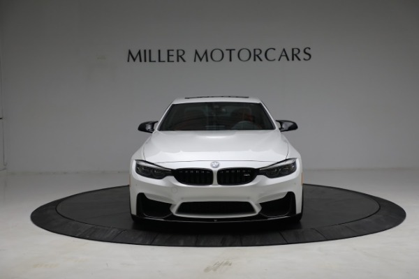 Used 2019 BMW M4 Competition for sale Call for price at Alfa Romeo of Westport in Westport CT 06880 11