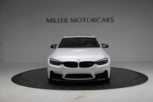 Used 2019 BMW M4 for sale $71,900 at Alfa Romeo of Westport in Westport CT 06880 11