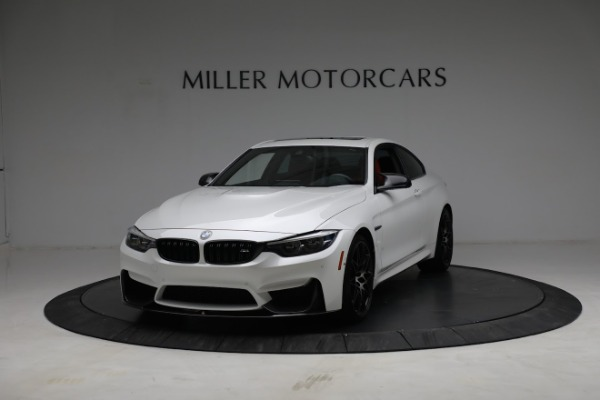 Used 2019 BMW M4 Competition for sale Call for price at Alfa Romeo of Westport in Westport CT 06880 12