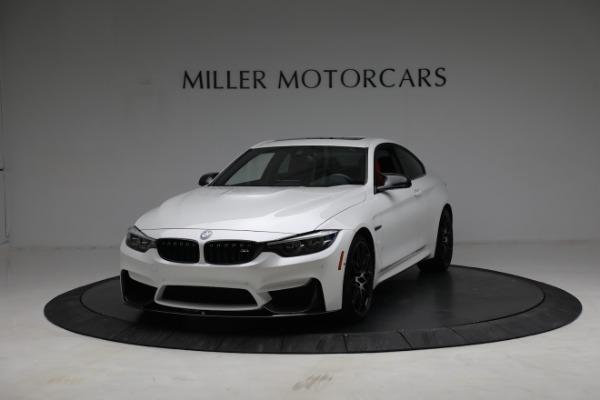 Used 2019 BMW M4 for sale $71,900 at Alfa Romeo of Westport in Westport CT 06880 12