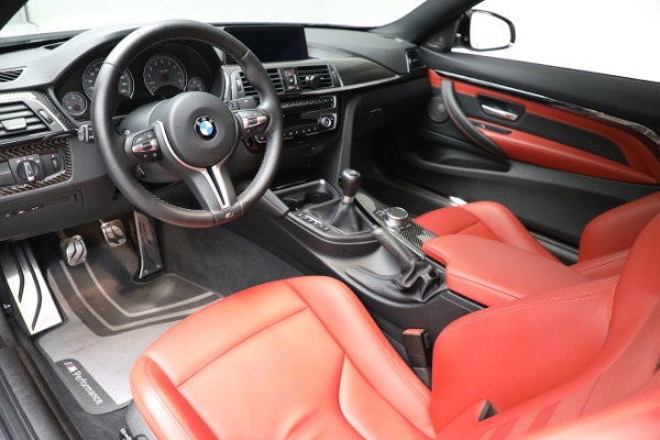 Used 2019 BMW M4 Competition for sale Call for price at Alfa Romeo of Westport in Westport CT 06880 14