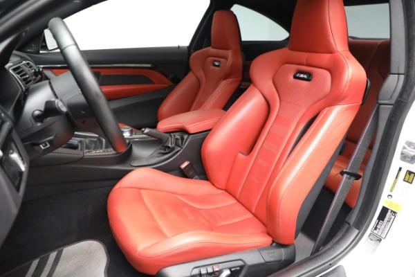Used 2019 BMW M4 for sale $71,900 at Alfa Romeo of Westport in Westport CT 06880 15