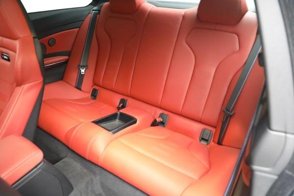 Used 2019 BMW M4 for sale $71,900 at Alfa Romeo of Westport in Westport CT 06880 18