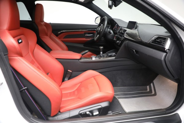 Used 2019 BMW M4 Competition for sale Call for price at Alfa Romeo of Westport in Westport CT 06880 20