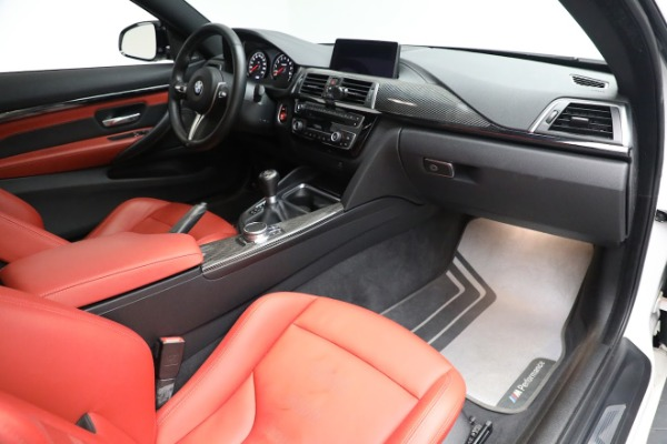 Used 2019 BMW M4 Competition for sale Call for price at Alfa Romeo of Westport in Westport CT 06880 21