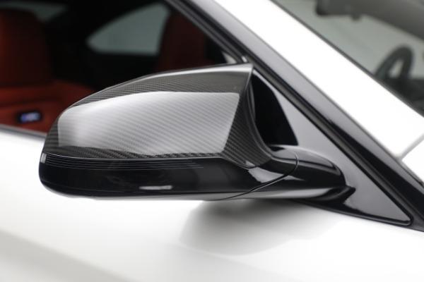 Used 2019 BMW M4 for sale $71,900 at Alfa Romeo of Westport in Westport CT 06880 22