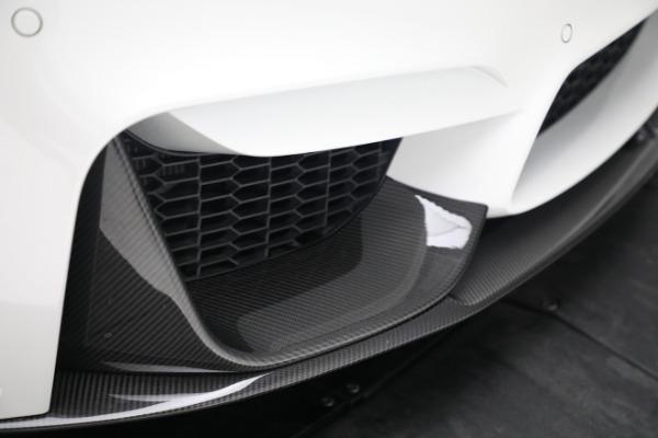 Used 2019 BMW M4 for sale $71,900 at Alfa Romeo of Westport in Westport CT 06880 23