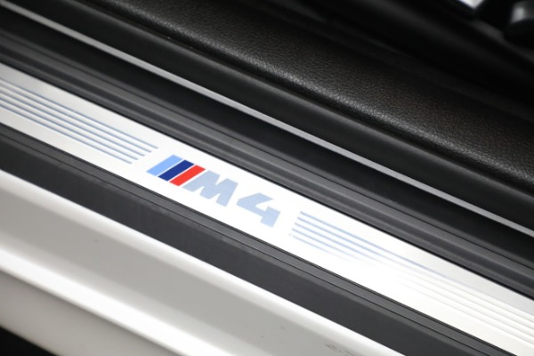 Used 2019 BMW M4 for sale $71,900 at Alfa Romeo of Westport in Westport CT 06880 26
