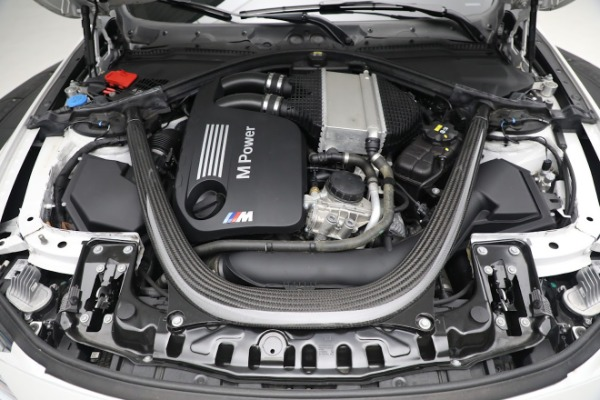 Used 2019 BMW M4 Competition for sale Call for price at Alfa Romeo of Westport in Westport CT 06880 27