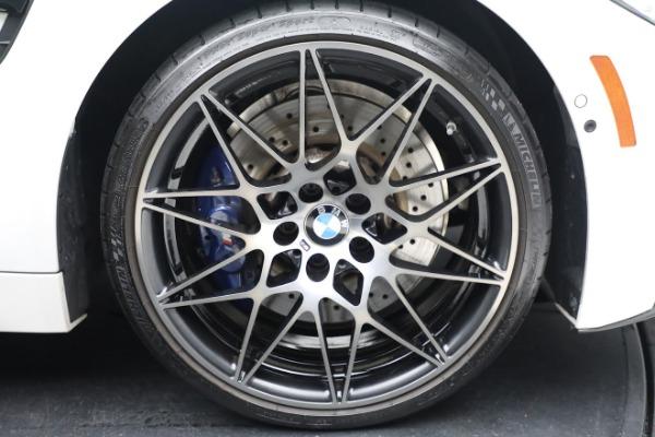 Used 2019 BMW M4 for sale $71,900 at Alfa Romeo of Westport in Westport CT 06880 28
