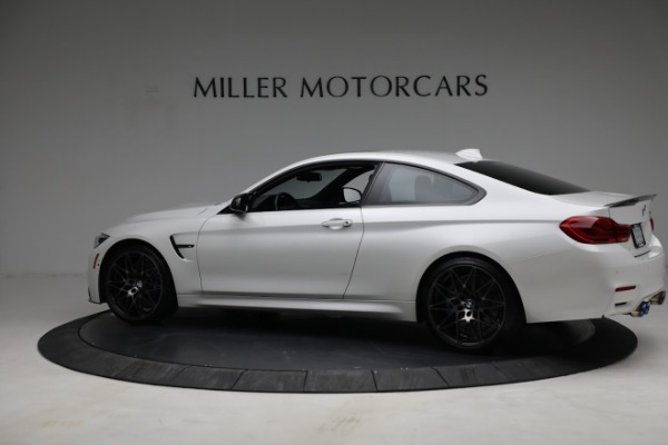 Used 2019 BMW M4 Competition for sale Call for price at Alfa Romeo of Westport in Westport CT 06880 3