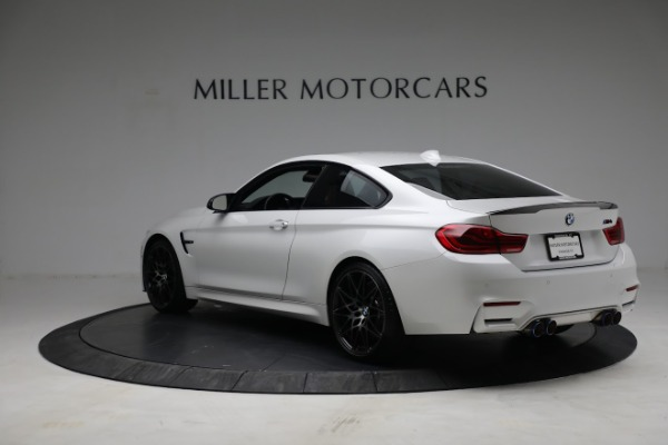 Used 2019 BMW M4 Competition for sale Call for price at Alfa Romeo of Westport in Westport CT 06880 4