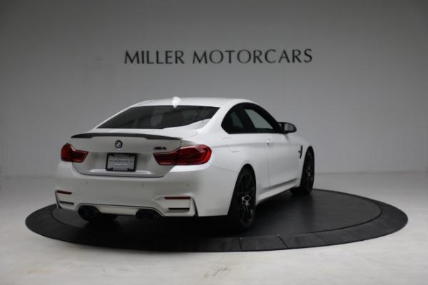 Used 2019 BMW M4 for sale $71,900 at Alfa Romeo of Westport in Westport CT 06880 6