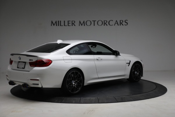 Used 2019 BMW M4 Competition for sale Call for price at Alfa Romeo of Westport in Westport CT 06880 7