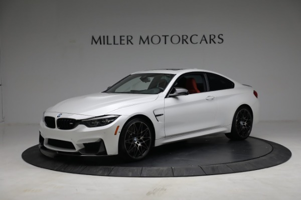 Used 2019 BMW M4 Competition for sale Call for price at Alfa Romeo of Westport in Westport CT 06880 1