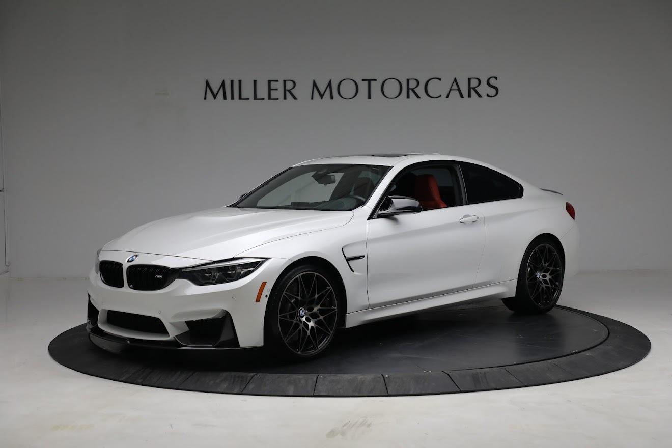 Used 2019 BMW M4 for sale $71,900 at Alfa Romeo of Westport in Westport CT 06880 1