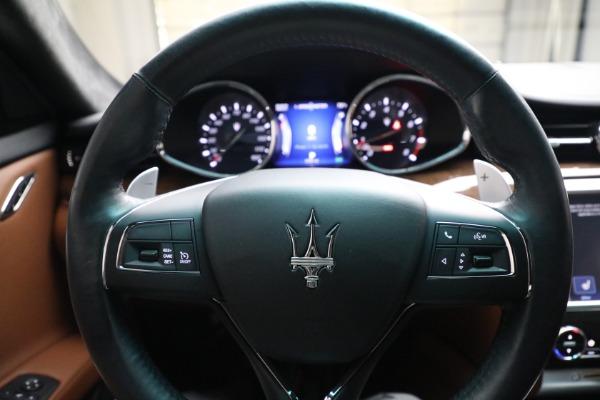 Used 2014 Maserati Quattroporte S Q4 for sale $42,900 at Alfa Romeo of Westport in Westport CT 06880 15