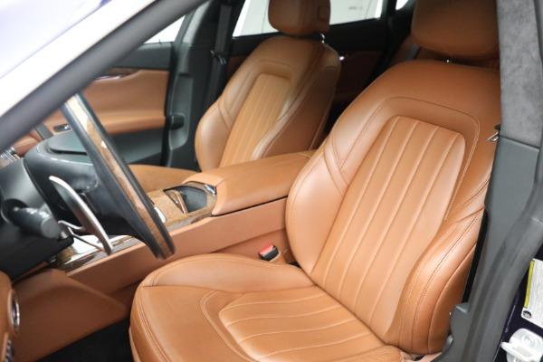 Used 2014 Maserati Quattroporte S Q4 for sale $42,900 at Alfa Romeo of Westport in Westport CT 06880 16