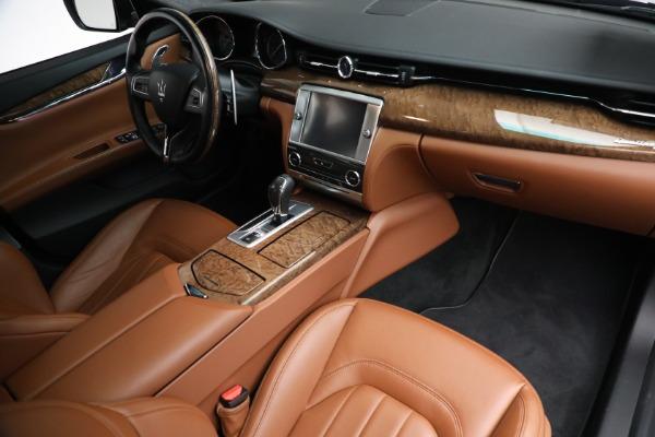Used 2014 Maserati Quattroporte S Q4 for sale $42,900 at Alfa Romeo of Westport in Westport CT 06880 17
