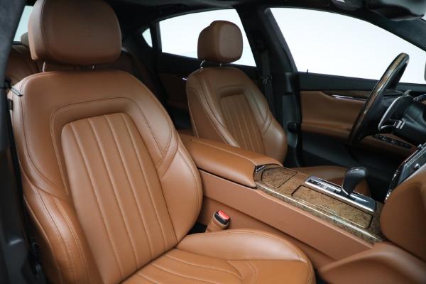 Used 2014 Maserati Quattroporte S Q4 for sale $42,900 at Alfa Romeo of Westport in Westport CT 06880 18