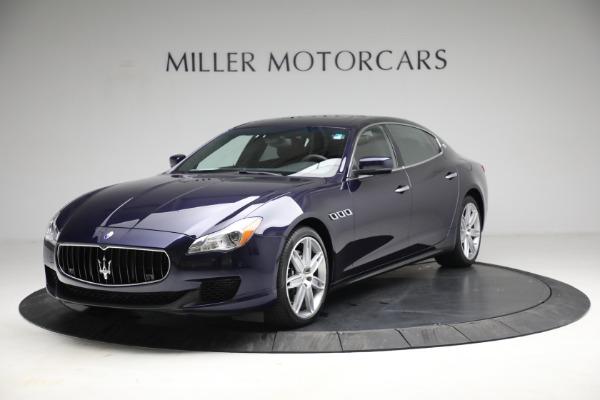 Used 2014 Maserati Quattroporte S Q4 for sale $42,900 at Alfa Romeo of Westport in Westport CT 06880 2