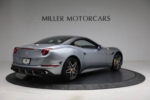 Used 2017 Ferrari California T for sale Call for price at Alfa Romeo of Westport in Westport CT 06880 20