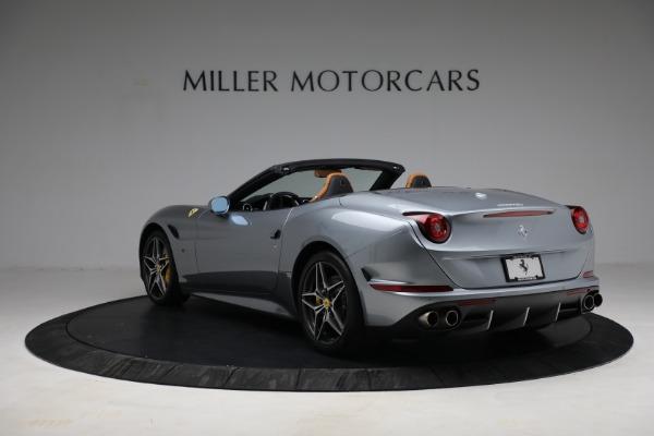 Used 2017 Ferrari California T for sale Call for price at Alfa Romeo of Westport in Westport CT 06880 5