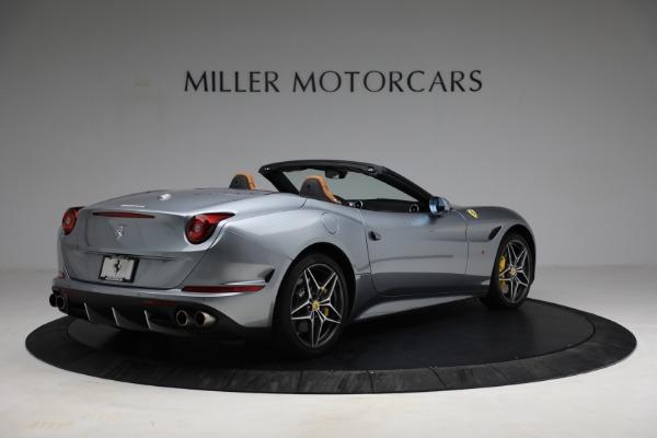 Used 2017 Ferrari California T for sale Call for price at Alfa Romeo of Westport in Westport CT 06880 8