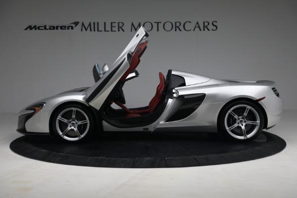 Used 2015 McLaren 650S Spider for sale $179,990 at Alfa Romeo of Westport in Westport CT 06880 14