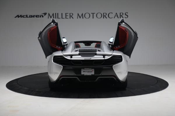 Used 2015 McLaren 650S Spider for sale $179,990 at Alfa Romeo of Westport in Westport CT 06880 16